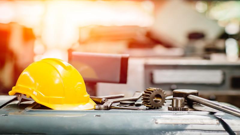機械設置工事で弊社の技術が役立つ場面をご紹介